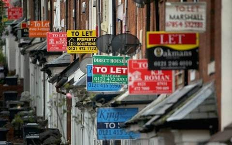 House price 'autumn bounce' fails to appear for first time in amost a decade