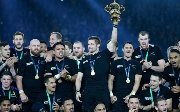 New Zealand beating Australia was a fitting World Cup finale from the two best teams on the planet