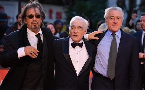 Robert de Niro says rise of CGI means career could be 'extended another 30 years'