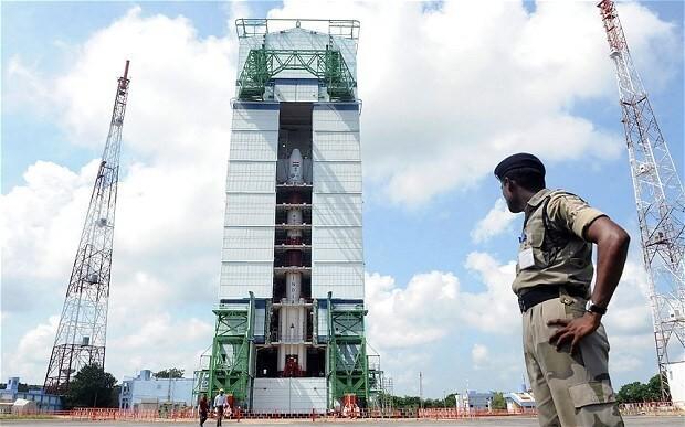 India set for Mars mission