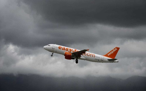 Passengers terrified on easyJet flight as deported migrant screams 'death is coming' 17 times