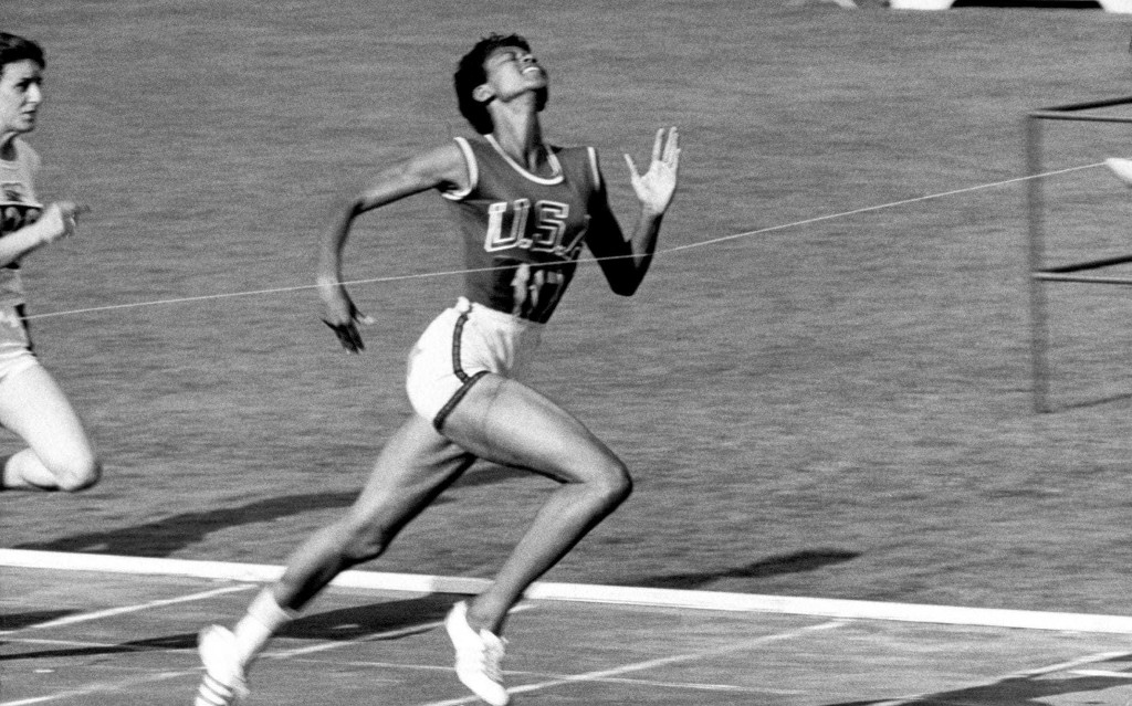 Moment In Time: Wilma Rudolph is first American to win trio of gold medals at 1960 Olympics