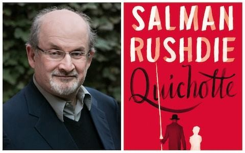 Quichotte by Salman Rushdie review: this magical satire is preaching to the converted