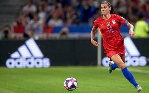 Alex Morgan announces she is due to give birth three months before US Women's National Team head to Tokyo 2020