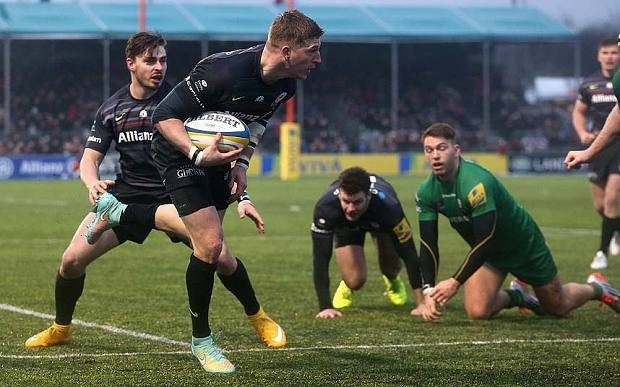 Saracens are evolving rugby union by standing still