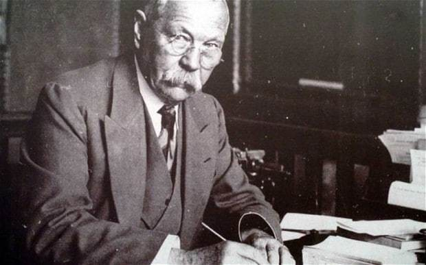 Arthur Conan Doyle: 19 things you didn't know