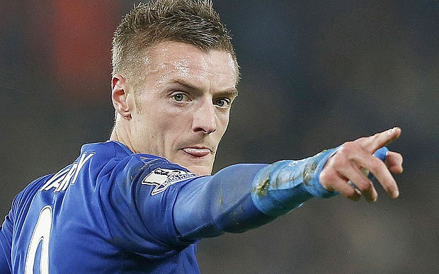 The story of Jamie Vardy's remarkable season