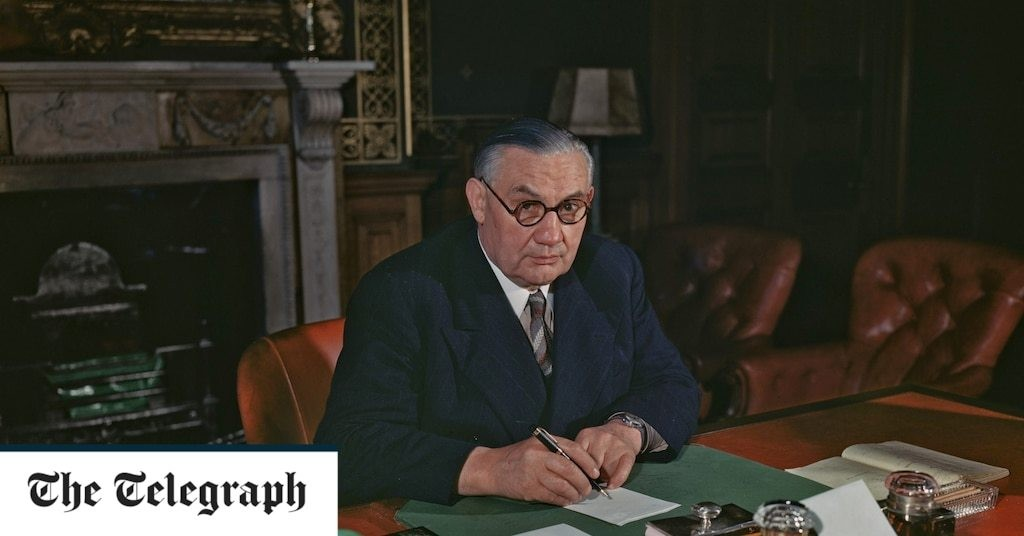 Ernest Bevin by Andrew Adonis review: what would 'Labour's Churchill' make of modern politics?