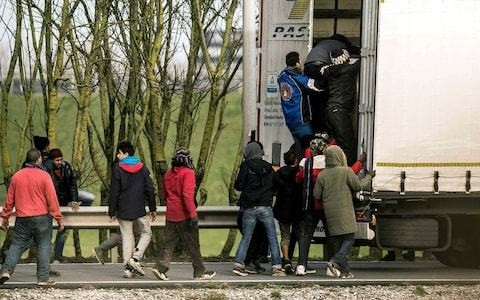 National Crime Agency warned of Zeebrugge illegal migrant threat
