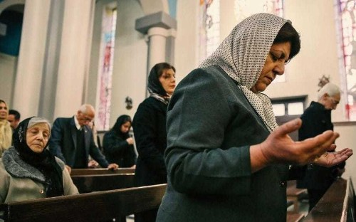 Iran arrests more than 100 Christians in growing crackdown on minority