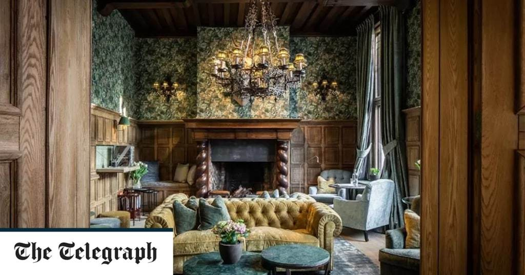 The best boutique hotels in Bruges, including dramatic interiors and pretty canal views