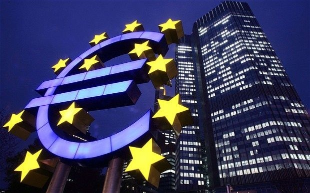 Eurozone economy in best health for four years - despite Greece