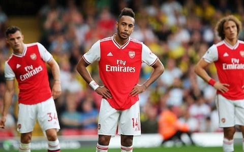 Where Arsenal are going wrong: The three key areas Unai Emery must address to prevent another season of regret