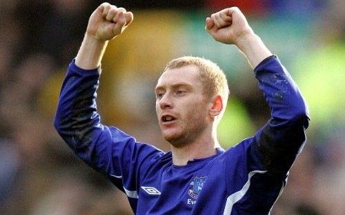 Fans mourn Tony Hibbert's release from Everton after 16 years of service
