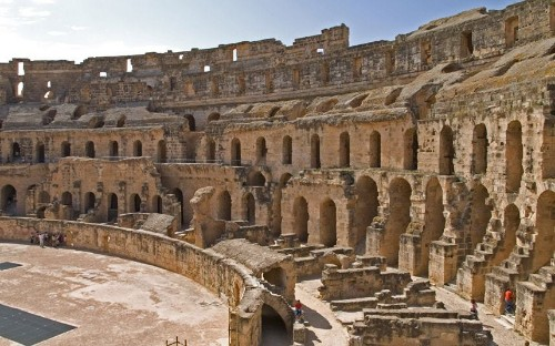 The Roman road across Africa: 16 beautiful sites associated with the empire