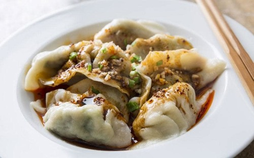 Chinese New Year: How to make a traditional Jiaozi dumpling