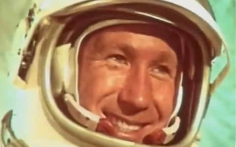 Alexei Leonov, Soviet cosmonaut who became the first human to walk in space – obituary