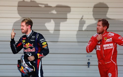 What Sebastian Vettel needs to do to win the F1 drivers' title – and the warning from Lewis Hamilton's past