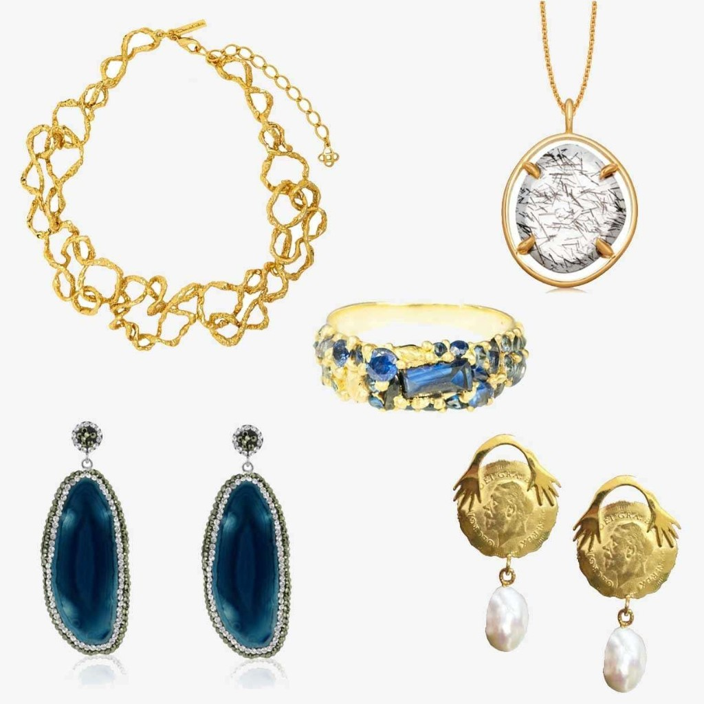 72 pieces of jazzy jewellery to wear all summer long