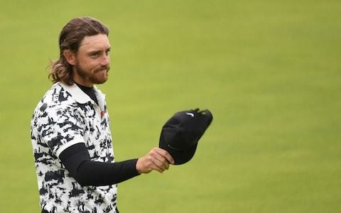 Tommy Fleetwood's Open hopes thwarted but his is a gift too great to be contained forever