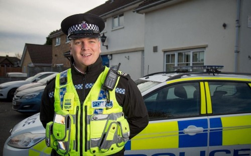 First police station with no full-timers is led by Waitrose manager