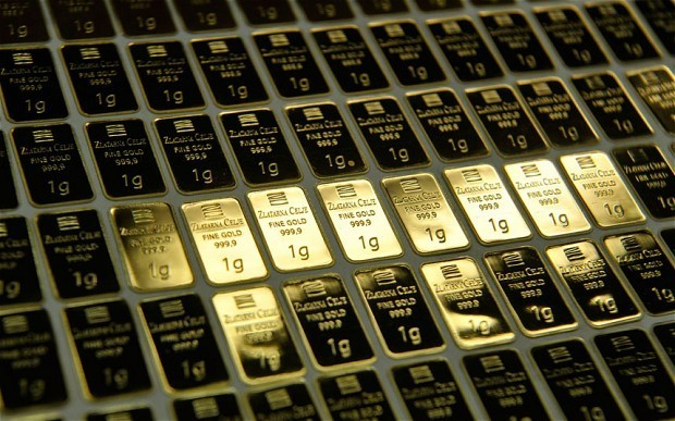 Has the world lost its lust for gold?