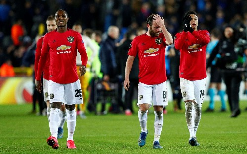 Stagnant and sloppy Europa League display shows that what Manchester United are trying to achieve is too often a mystery