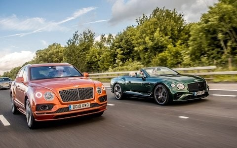 Following in the footsteps of Barnato and Birkin: Le Mans or bust in a fleet of Bentleys