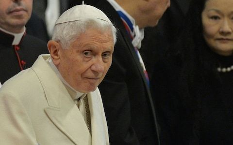 Former Pope Benedict XVI says he is increasingly frail and in last phase of his life