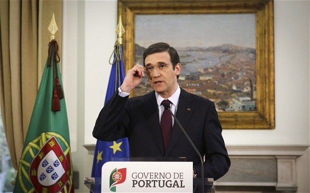 Eurozone faces new challenge as Portugal blocks cuts