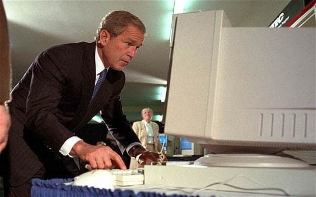 George W Bush is Wikipedia's most-edited entry