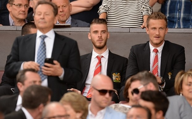 Manchester United cannot be regarded as a big club if they sell David De Gea in this transfer window
