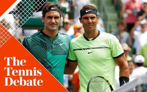 Tennis Debate: Readers' views on whether Rafael Nadal or Roger Federer is the greatest ever