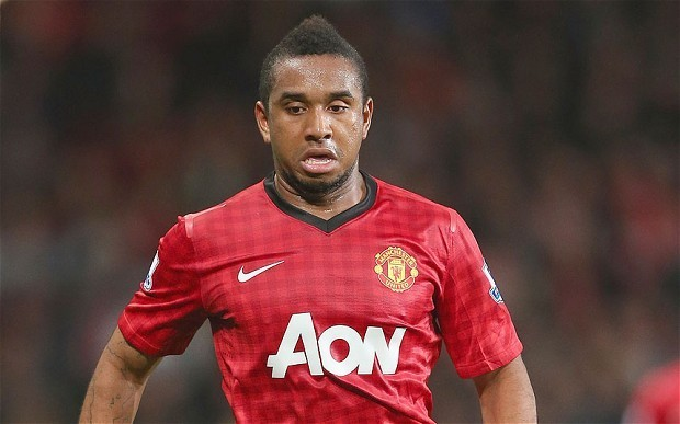 Manchester United midfielder Anderson joins Fiorentina on loan until end of the season