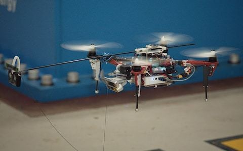 Drones could fix Scottish wind farms without human help