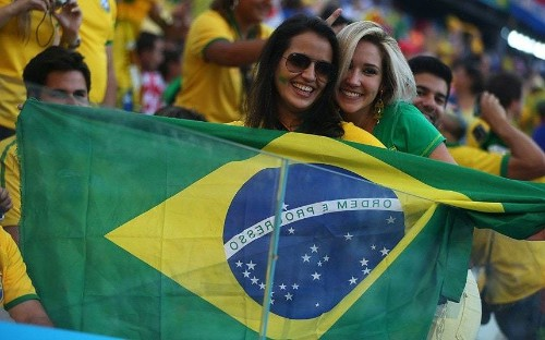 Brazil v Croatia, World Cup 2014: in pictures - Telegraph