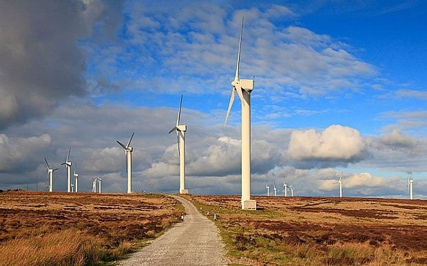 Green energy cuts 'may deter investment in nuclear and fracking'