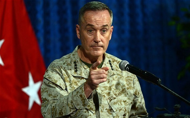 Afghan forces suffering 'unsustainable' casualties, top Nato commander says
