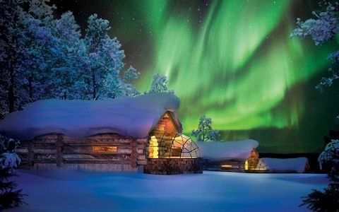 The world's most amazing hotels for viewing the Northern Lights