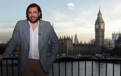The Road to Brexit, review: Matt Berry's equal opportunities skewering feels like a shtick in search of a purpose