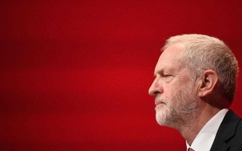 Jeremy Corbyn's office branded 'idiots' over chaotic Shadow Cabinet reshuffle as Tories take 17-point lead over Labour