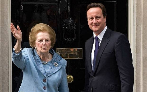 Margaret Thatcher: Queen expresses her sadness as tributes paid