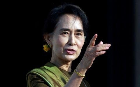 Aung San Suu Kyi to fight genocide charges in the Hague