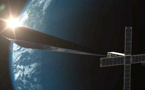 Heavens to shine with new 'star' as first space sculpture prepares for launch