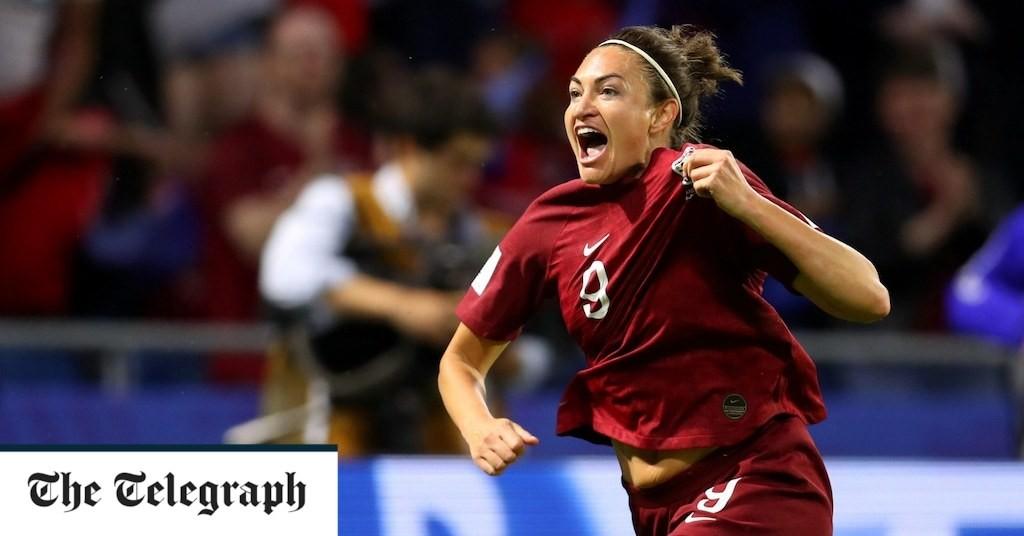 England striker Jodie Taylor signs for European champions Lyon