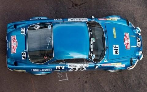 Alpine: the greatest sports car you've never heard of