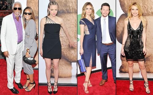 Celebrity Sightings: Amanda Seyfried, Jennifer Lawrence and Taylor Swift - Telegraph