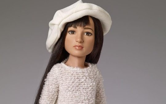 'World's first transgender doll' to go on sale this summer