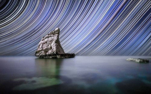 Photographer Maurizio Pignotti's stunning timelapse images of the solar system - Telegraph