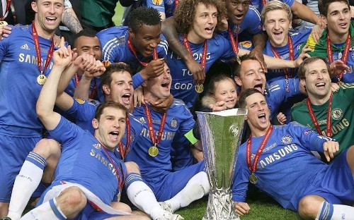 Chelsea win Europa League: in pictures - Telegraph